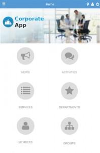 corporate-app