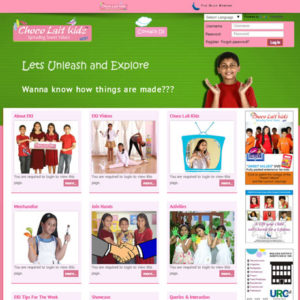 Chocolaitkidz | web development company in chennai