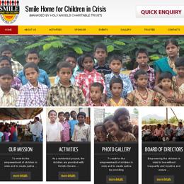 Smile Home | web design | chennai india