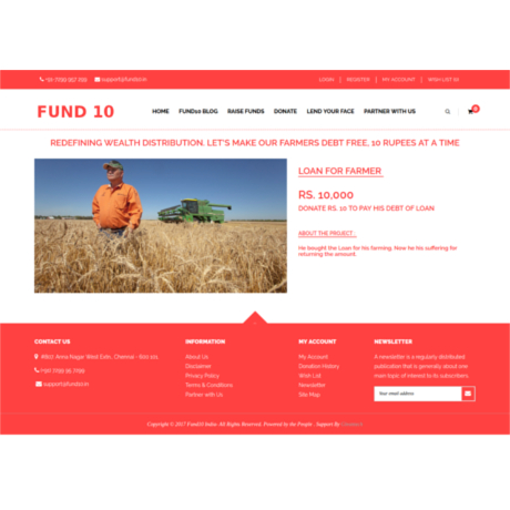 fund10india