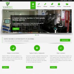 Vamtec | erp ecommerce chennai web design