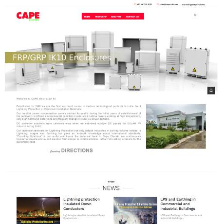 capeindia.net